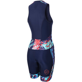 Zone3 Activate Plus Combinaison de triathlon Femme, latin summer